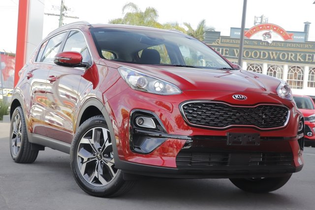 New Kia Sportage QL MY20 SX 2WD, 2019 Kia Sportage QL MY20 SX 2WD Fiery Red 6 Speed Sports Automatic Wagon