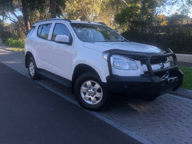 Used Holden Colorado 7 RG MY16 LT, 2016 Holden Colorado 7 RG MY16 LT White 6 Speed Sports Automatic Wagon
