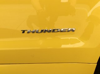 2012 Holden Ute VE II SV6 Thunder Yellow 6 Speed Manual Utility