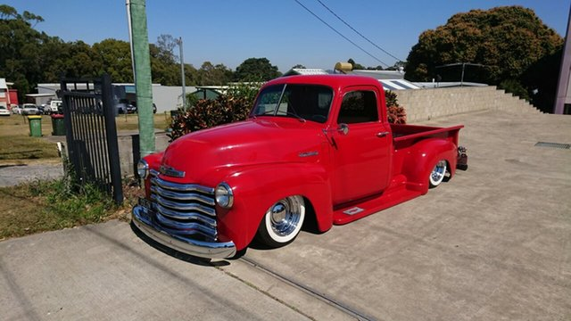 Used Chevrolet 3100  , 1950 Chevrolet 3100 Red Automatic Utility