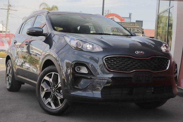 New Kia Sportage QL MY20 SX 2WD, 2019 Kia Sportage QL MY20 SX 2WD Mercury Blue 6 Speed Sports Automatic Wagon