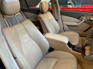 2000 Mercedes-Benz S500 V220 Tanzanite Blue Automatic Sedan
