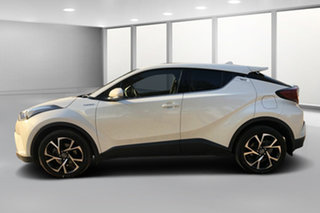 2018 Toyota C-HR NGX50R Update Koba (AWD) Crystal Pearl Continuous Variable Wagon