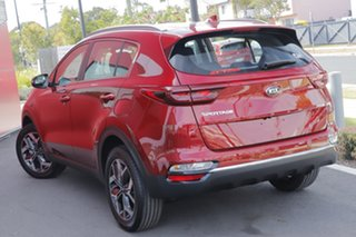 2019 Kia Sportage QL MY20 SX 2WD Fiery Red 6 Speed Sports Automatic Wagon