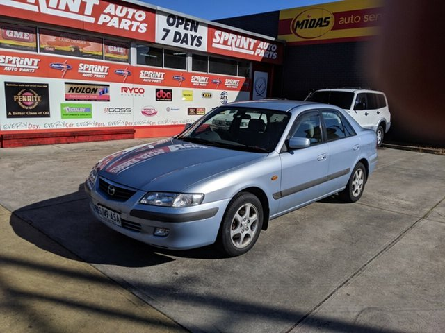 Used Mazda 626 GF Classic, 2000 Mazda 626 GF Classic Blue Green 4 Speed Automatic Sedan