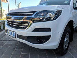 2019 Holden Colorado RG MY19 LS Pickup Crew Cab Summit White 6 Speed Sports Automatic Utility