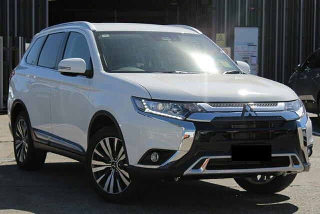 New Mitsubishi Outlander ZL MY20 LS 2WD, 2019 Mitsubishi Outlander ZL MY20 LS 2WD Starlight 6 Speed Constant Variable Wagon