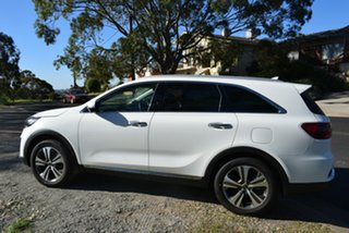 2019 Kia Sorento UM MY19 GT-Line Clear White 8 Speed Sports Automatic Wagon