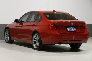 2013 BMW 320d F30 Sport Line Red 8 Speed Automatic Sedan