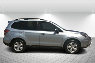 2015 Subaru Forester S4 MY15 2.5i-L CVT AWD Ice Silver 6 Speed Constant Variable Wagon.