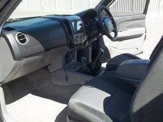 2008 Ford Ranger PJ XLT Super Cab Black 5 Speed Manual Utility