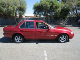 1997 Ford Falcon EL Futura 4 Speed Automatic Sedan.
