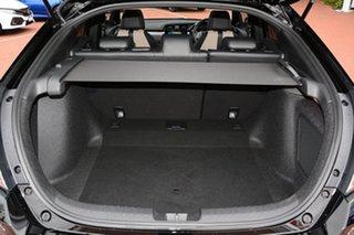 2018 Honda Civic 10th Gen MY18 VTi-LX Crystal Black 1 Speed Constant Variable Hatchback