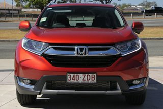 2019 Honda CR-V RW MY19 VTi-S FWD Passion Red 1 Speed Constant Variable Wagon
