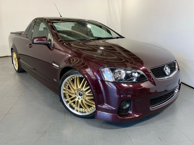 Used Holden Ute VE II MY12.5 SV6 Z Series, 2012 Holden Ute VE II MY12.5 SV6 Z Series Purple 6 Speed Manual Utility