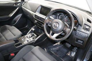2015 Mazda CX-5 MY13 Upgrade Maxx Sport (4x4) Blue 6 Speed Automatic Wagon
