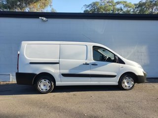 2012 Fiat Scudo Low Roof LWB White 6 Speed Manual Van