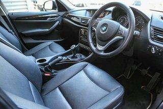 2013 BMW X1 E84 LCI sDrive18d Blue 6 Speed Manual Wagon