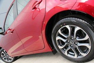 2019 Mazda 2 DJ2HAA Genki SKYACTIV-Drive Soul Red Crystal 6 Speed Sports Automatic Hatchback
