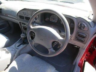 1997 Ford Falcon EL Futura 4 Speed Automatic Sedan