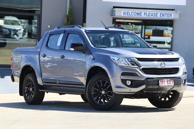 Used Holden Colorado RG MY18 Z71 Pickup Crew Cab, 2017 Holden Colorado RG MY18 Z71 Pickup Crew Cab Grey 6 Speed Sports Automatic Utility