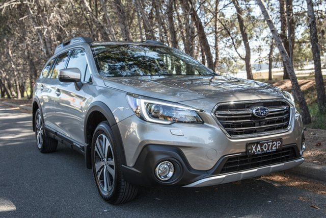 Demo Subaru Outback B6A MY19 2.5i CVT AWD Premium, 2019 Subaru Outback B6A MY19 2.5i CVT AWD Premium Tungsten Metal 7 Speed Constant Variable Wagon
