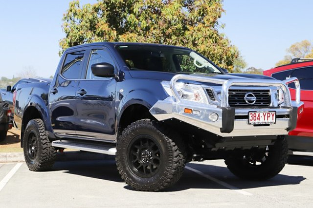 Used Nissan Navara D23 S3 SL, 2018 Nissan Navara D23 S3 SL Blue 7 Speed Sports Automatic Utility