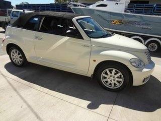 2006 Chrysler PT Cruiser MY06 Touring Cream 5 Speed Manual Cabriolet