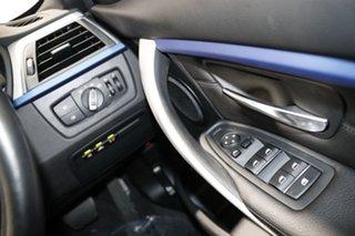 2018 BMW 330i F30 LCI M Sport Silver 8 Speed Automatic Sedan
