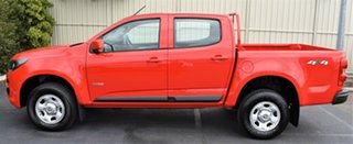2019 Holden Colorado RG MY19 LS Pickup Crew Cab Absolute Red 6 Speed Sports Automatic Utility