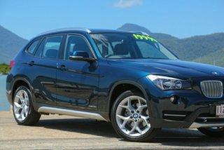 2013 BMW X1 E84 LCI sDrive18d Blue 6 Speed Manual Wagon.