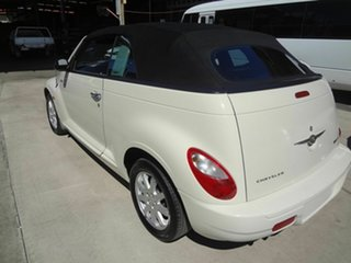 2006 Chrysler PT Cruiser MY06 Touring Cream 5 Speed Manual Cabriolet.