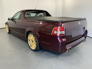 2012 Holden Ute VE II MY12.5 SV6 Z Series Purple 6 Speed Manual Utility