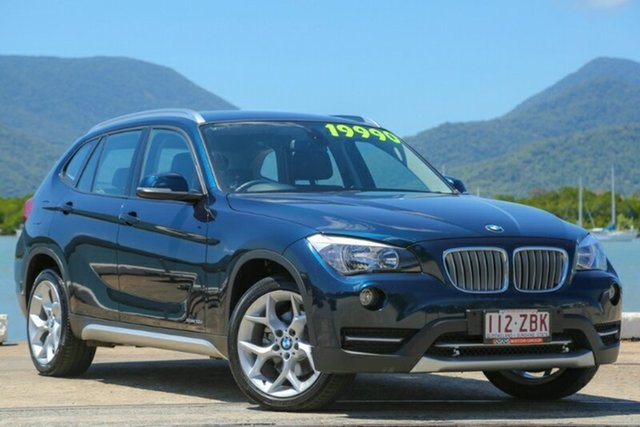 Used BMW X1 E84 LCI sDrive18d, 2013 BMW X1 E84 LCI sDrive18d Blue 6 Speed Manual Wagon