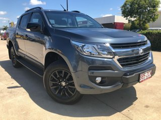 2018 Holden Colorado RG MY19 Z71 Pickup Crew Cab Grey 6 Speed Sports Automatic Utility