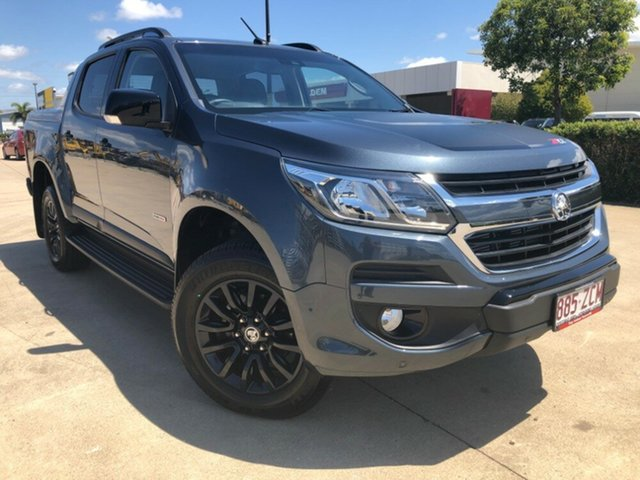 Used Holden Colorado RG MY18 Z71 Pickup Crew Cab, 2018 Holden Colorado RG MY18 Z71 Pickup Crew Cab Grey 6 Speed Sports Automatic Utility