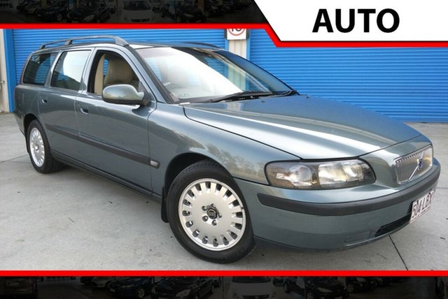 Used Volvo V70 S2 MY2001 20V SE, 2000 Volvo V70 S2 MY2001 20V SE Metallic Blue 5 Speed Automatic Wagon