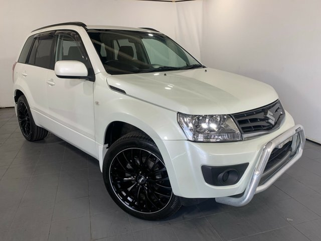 Used Suzuki Grand Vitara JB MY13 Urban Navigator, 2013 Suzuki Grand Vitara JB MY13 Urban Navigator White 4 Speed Automatic Hardtop