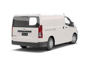2019 Toyota HiAce GDH300R LWB French Vanilla 6 Speed Manual Van