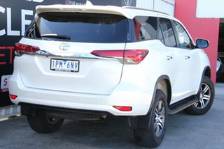 2018 Toyota Fortuner GUN156R GXL Crystal Pearl 6 Speed Automatic Wagon.