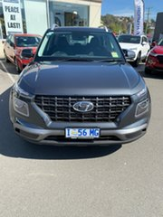 2019 Hyundai Venue QX MY20 Active Cosmic Grey 6 Speed Automatic Wagon.