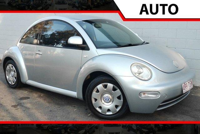 Used Volkswagen Beetle 9C MY2002.5 Coupe, 2002 Volkswagen Beetle 9C MY2002.5 Coupe 4 Speed Automatic Liftback