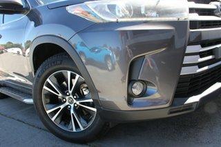 2017 Toyota Kluger GSU50R GX 2WD Predawn Grey 8 Speed Sports Automatic Wagon.