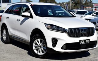 2019 Kia Sorento UM MY19 Si AWD Clear White 8 Speed Sports Automatic Wagon.