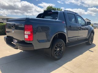 2018 Holden Colorado RG MY19 Z71 Pickup Crew Cab Grey 6 Speed Sports Automatic Utility.