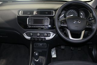 2016 Kia Rio UB MY16 S Black 6 Speed Manual Hatchback