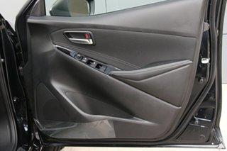 2019 Mazda 2 DJ2HAA Genki SKYACTIV-Drive Jet Black 6 Speed Sports Automatic Hatchback