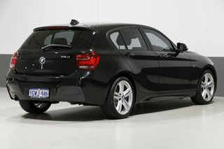 2015 BMW 118d F20 MY15 Black 8 Speed Automatic Hatchback