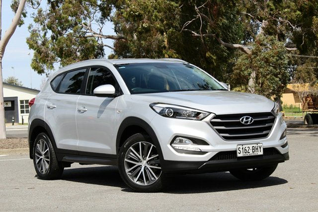 Used Hyundai Tucson TL Active X 2WD, 2015 Hyundai Tucson TL Active X 2WD Silver 6 Speed Manual Wagon