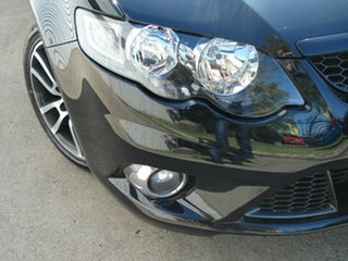 2011 Ford Falcon FG XR6 Ute Super Cab Limited Edition Silhouette 6 Speed Sports Automatic Utility